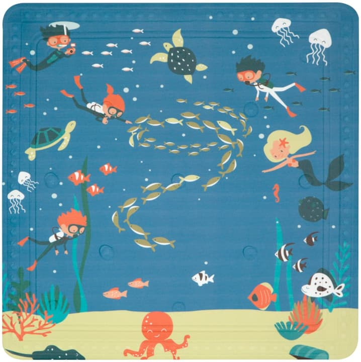 Tapis de Bain Scuba spirella 675267400000 Photo no. 1