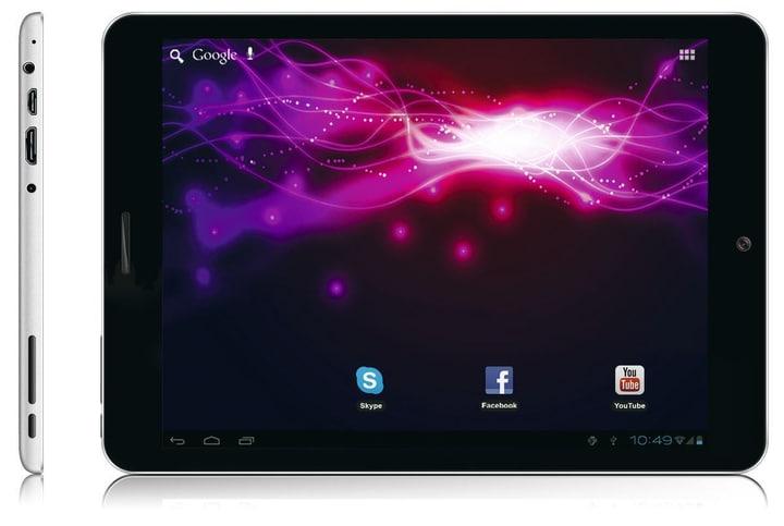 """Storex eZee Tab 7.85"""" 8 GB Wi-Fi schwarz 79781860000013 Bild Nr. 1"""