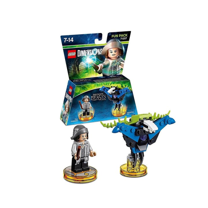 LEGO Dimensions Fun Pack Fantastic Beasts and where to find them Physisch (Box) 785300121506 Bild Nr. 1