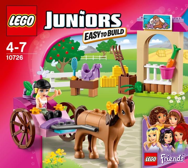 LEGO Juniors Il calesse di Stephanie 10726 748812100000 N. figura 1
