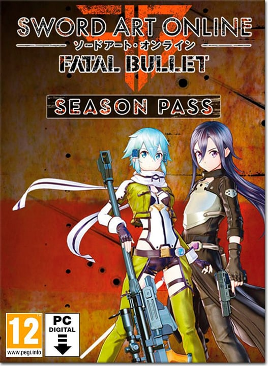 PC - Sword Art Online: Fatal Bullet - Season Pass - D/F/I Digitale (ESD) 785300134428 N. figura 1