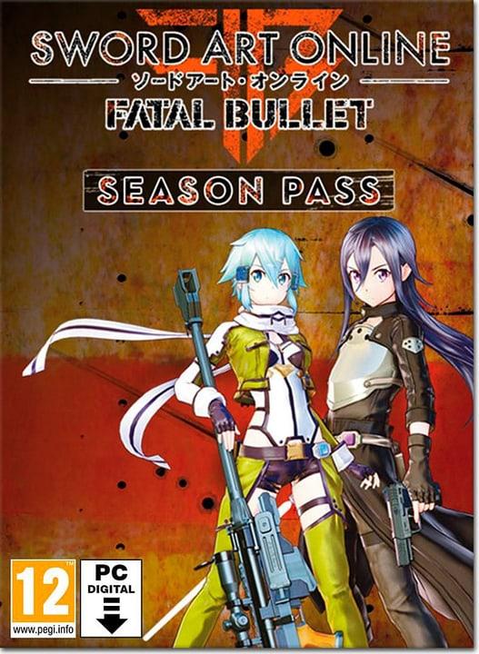 PC - Sword Art Online: Fatal Bullet - Season Pass - D/F/I Download (ESD) 785300134428 N. figura 1