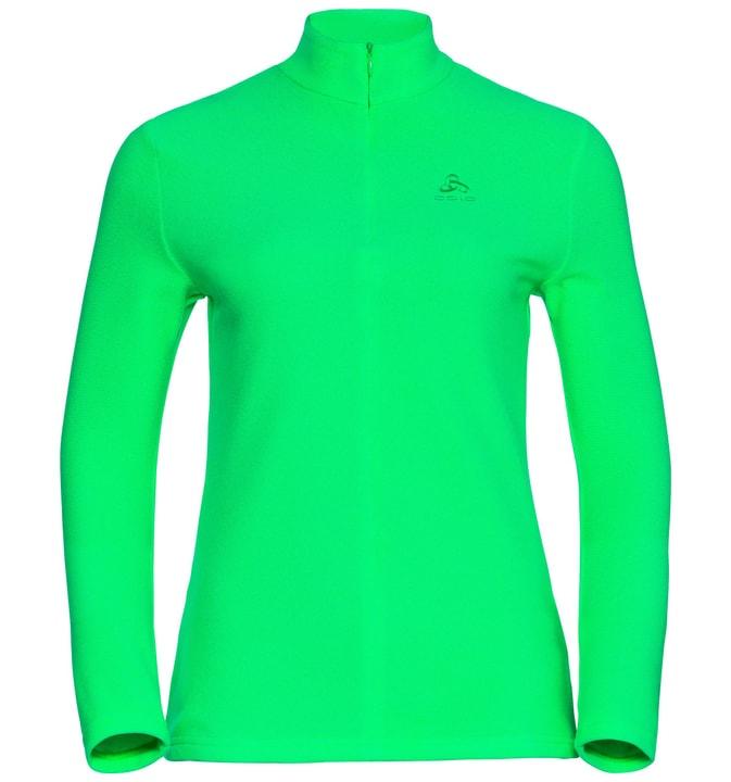 1/2 Zip Roy Damen-Fleece mit 1/2 Zip Odlo 477065000385 Farbe mint Grösse S Bild-Nr. 1