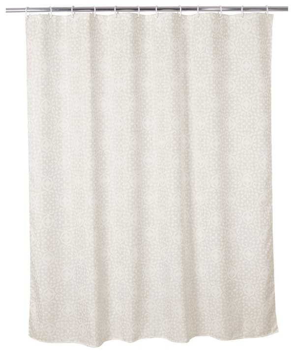 BEA Rideau de douche 453140153474 Couleur Beige Dimensions L: 180.0 cm x P: 180.0 cm x H:  Photo no. 1