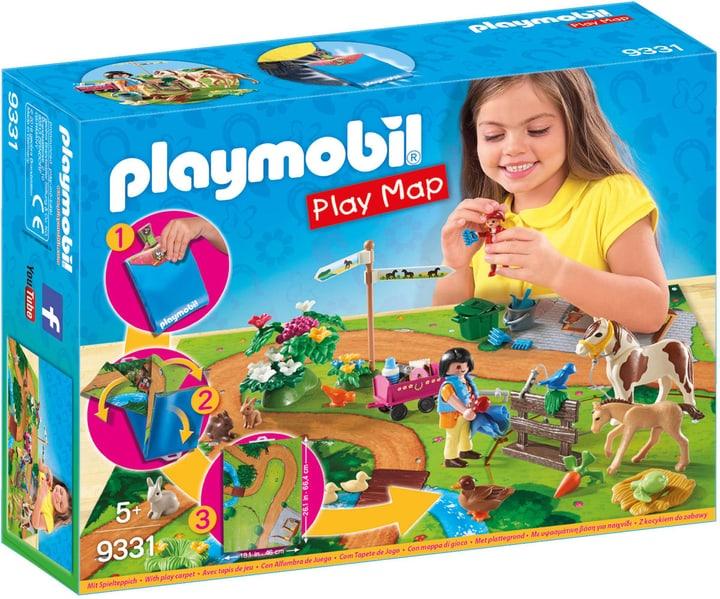 Playmobil Play Map Ponyausflug 746093400000 Bild Nr. 1