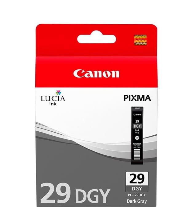 PGI-29DGY grigio scuro Cartuccia d'inchiostro Canon 785300123932 N. figura 1