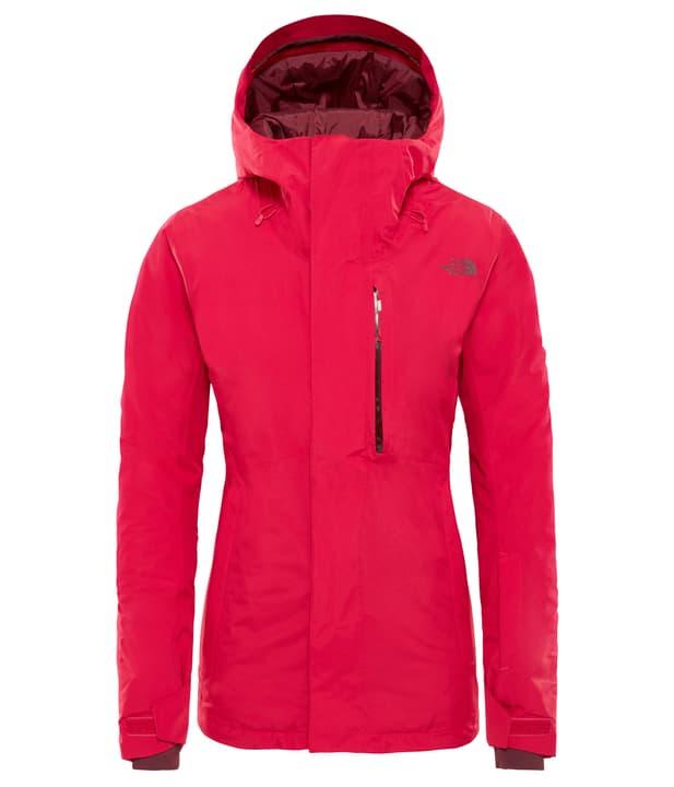 Descendit Jacket Giacca da sci da donna The North Face 462529700229 Colore magenta Taglie XS N. figura 1