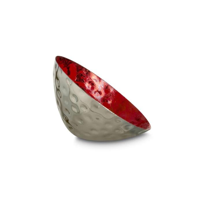 SWIN Porte-bougies chauffe-plat 390138600000 Dimensions L: 10.0 cm x P: 10.0 cm x H: 5.0 cm Couleur Rouge Photo no. 1