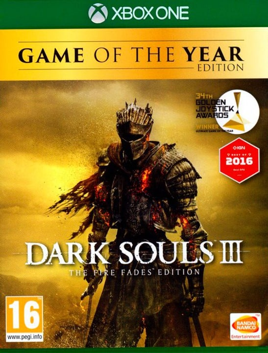 Xbox One - Dark Souls 3 - The Fire Fades Edition Physisch (Box) 785300122052 Bild Nr. 1