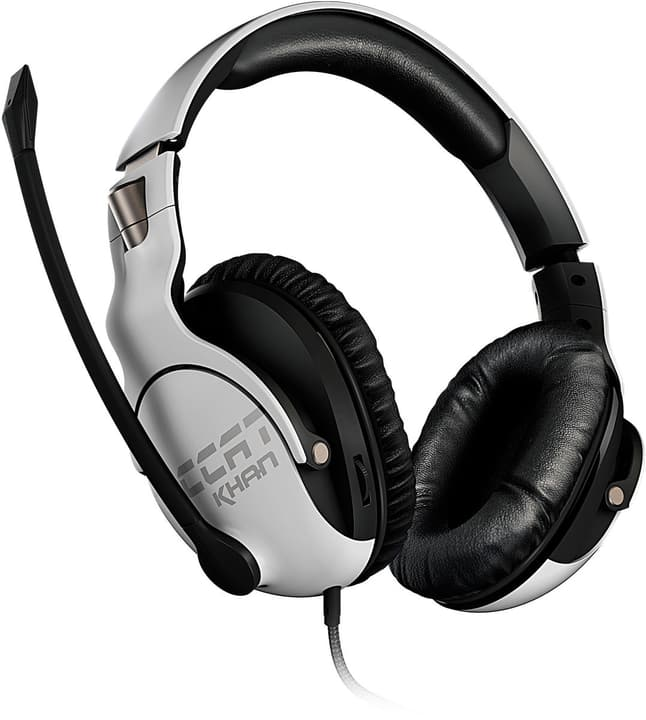 KHAN PRO blanche Competitive High Resolution Gaming Headset ROCCAT 785300130238