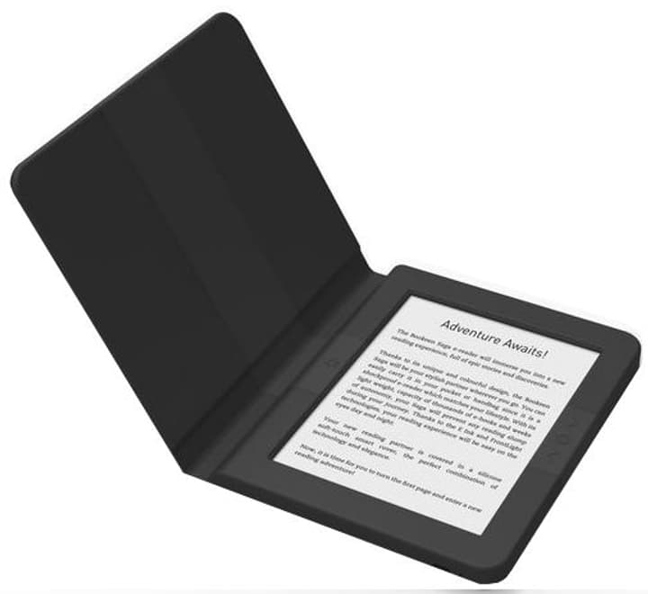 Saga schwarz eBook-Reader Bookeen 785300137943 Bild Nr. 1