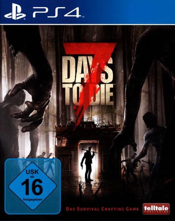 PS4 - 7 Days to Die D 785300132913 Bild Nr. 1