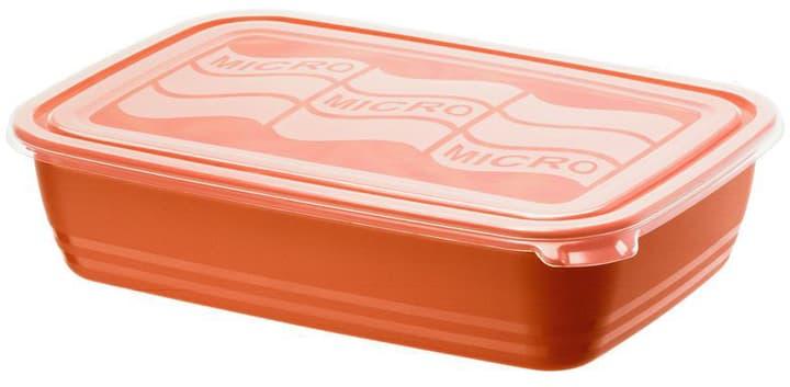 Contenant pour micro-onde Eco Papaya 2.7 Litre Accessori per microonda Rotho 785300136117 N. figura 1
