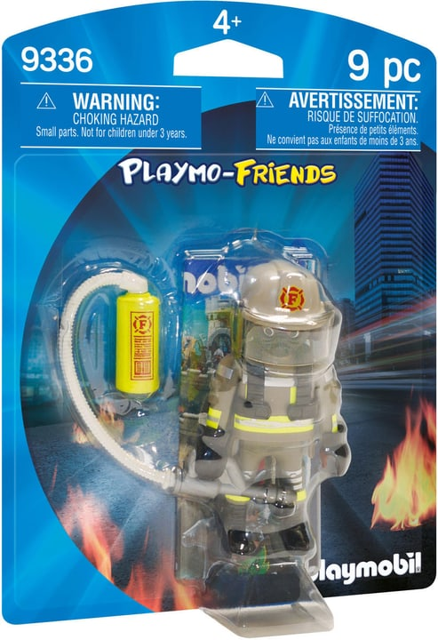 Playmobil Feuerwehrmann 746092100000 Bild Nr. 1