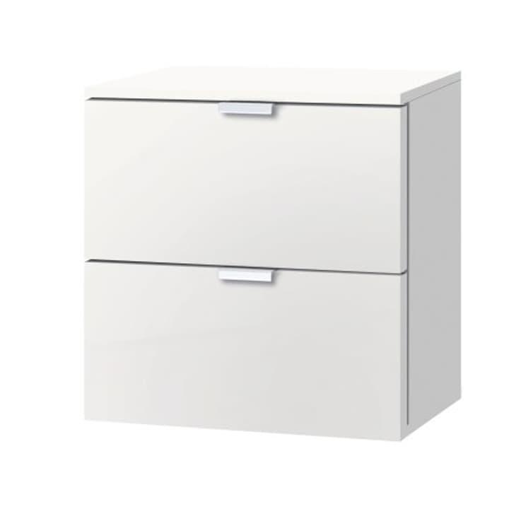 ORSON Commode 404476000000 Couleur Blanc Dimensions L: 40.0 cm x P: 42.0 cm x H: 42.0 cm Photo no. 1