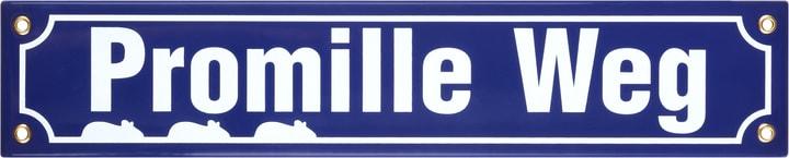 Emailschild Promille Weg 605069100000 Bild Nr. 1