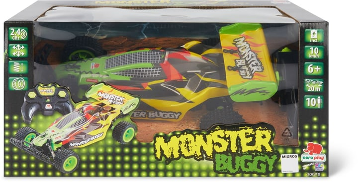 RC Monster Buggy 743345300000 Photo no. 1