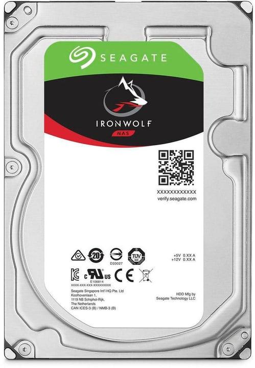 """IronWolf SATA 3.5"""" 6 TB Disque Dur Interne HDD Seagate 785300145876 Photo no. 1"""