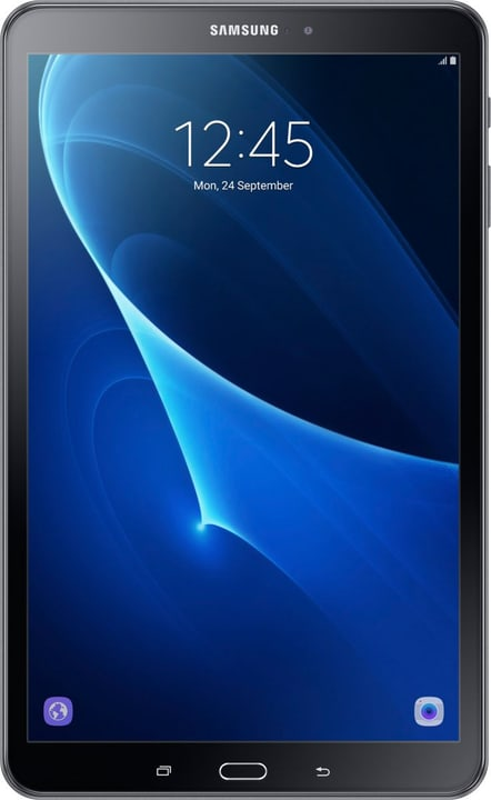 """Tab A 10.1"""" WiFi 32GB nero Samsung 798430800000 N. figura 1"""
