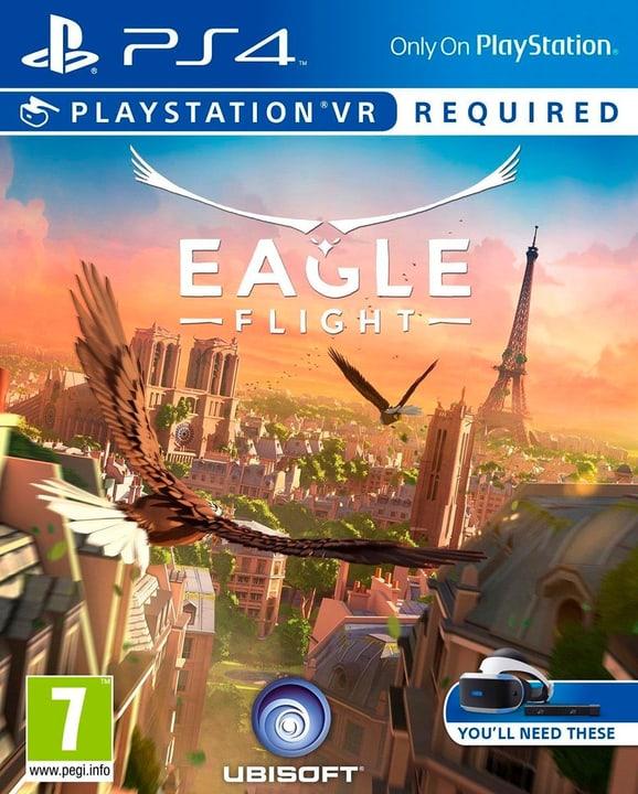 PS4 - Eagle Flight VR Box 785300121428 Bild Nr. 1
