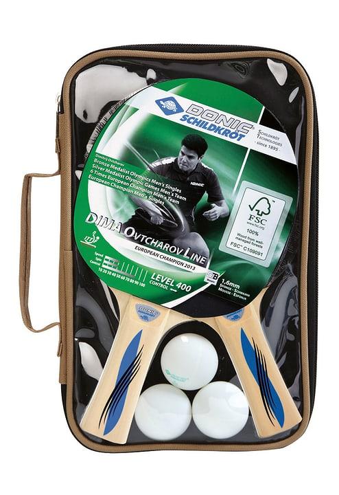 Donic Ovtcharov 400 FSC® Tischtennis- Racket Schildkröt 491638300000 N. figura 1