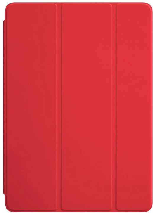 iPad 9.7'' Smart Cover Rouge Coque Apple 785300130292 Photo no. 1
