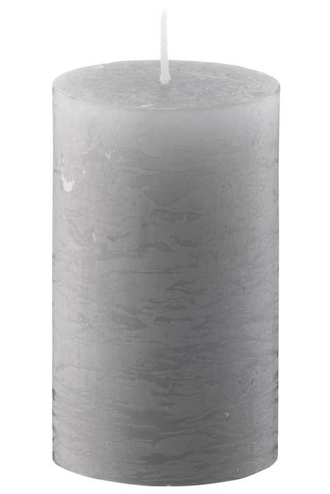 BAL Zylinderkerze 440582901180 Farbe Grau Grösse H: 10.0 cm Bild Nr. 1