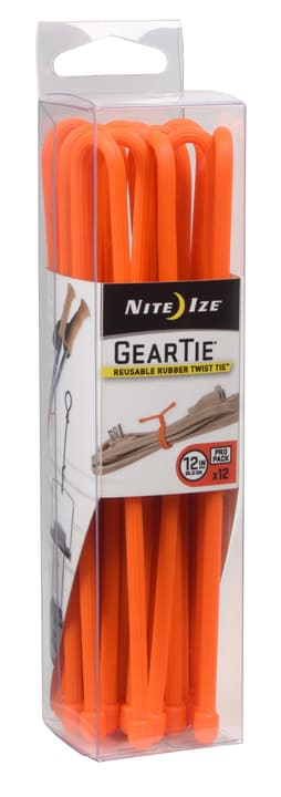 NI GearTie 12'' ProPack orange 612129400000 Bild Nr. 1