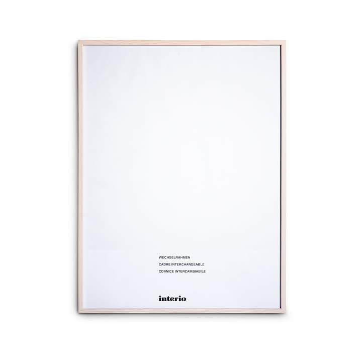 SEATTLE Wechselrahmen 384015000000 Bildgrösse 40 x 50 Farbe Vanille Bild Nr. 1