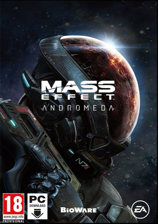PC - Mass Effect - Andromeda Fisico (Box) 785300121654 N. figura 1