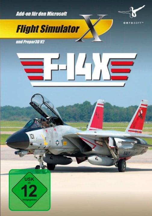 PC - F-14 X pour FSX et Prepar3D V2 Physique (Box) 785300128486 Photo no. 1
