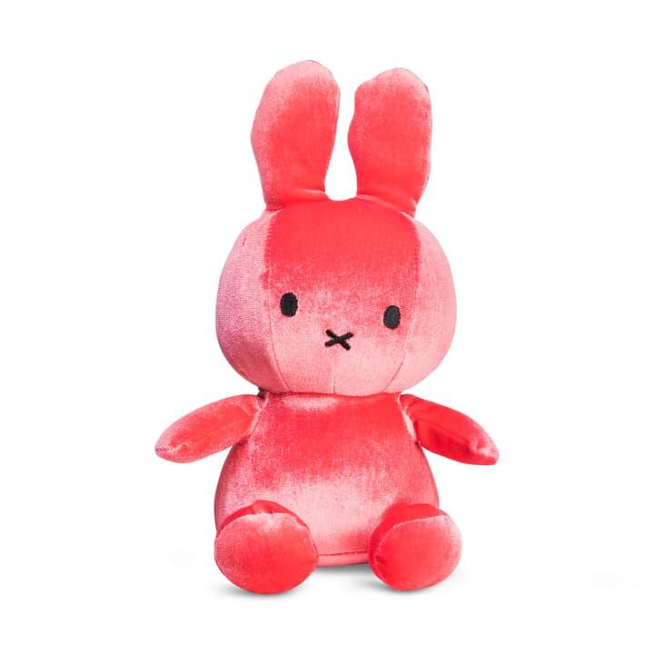 BERNI animale di peluche 370001301037 Dimensioni A: 23.0 cm Colore Rosa vivo N. figura 1