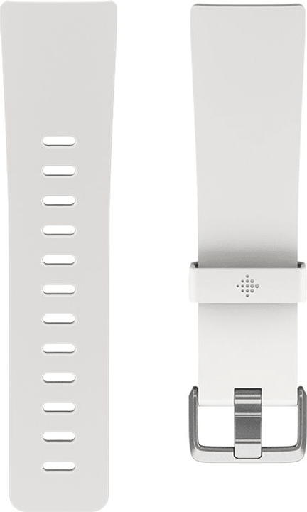 Versa Accessori Cinturino Classic White Small Fitbit 785300134744 N. figura 1