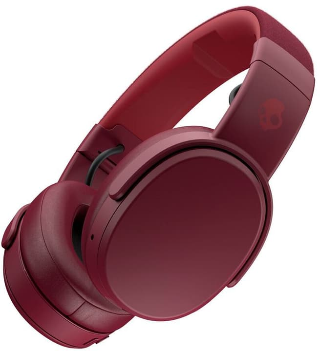 Crusher Wireless - Deep Red Casque Over-Ear Skullcandy 785300152407 Photo no. 1