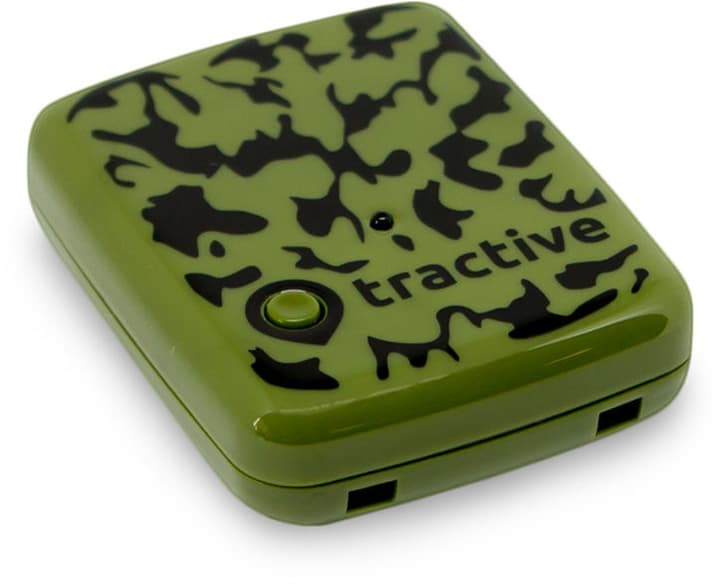 Tractive GPS Pet Tracker Hunters Edition Tractive 785300127737 Photo no. 1