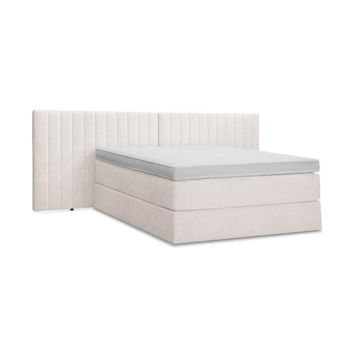 GRACE Lit Boxspring 364290800000 Dimensions L: 200.0 cm x P: 160.0 cm Couleur Ecru Photo no. 1