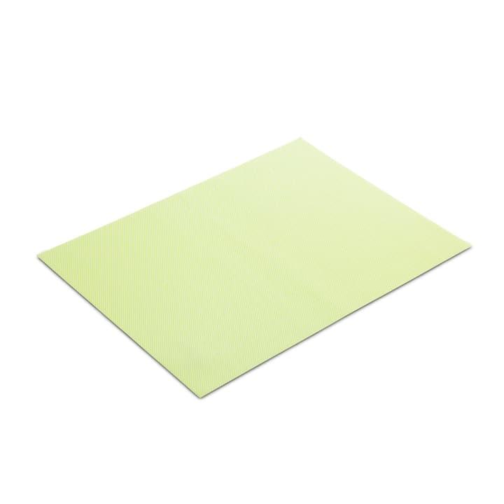 NACERA Set de table 378055900000 Couleur Citron vert Dimensions L: 45.0 cm x P: 33.0 cm Photo no. 1