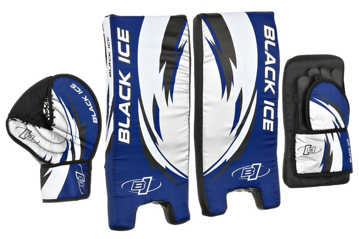 "Set da street hockey per portiere 21"" Black Ice 495736800000 N. figura 1"