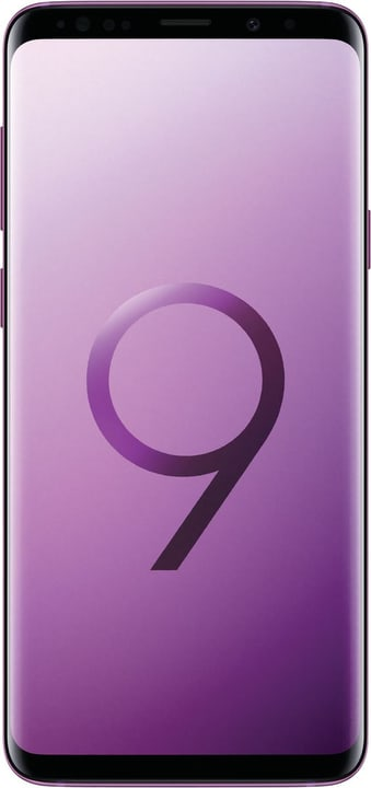 Galaxy S9+ 64GB Lilac Purple Smartphone Samsung 794627700000 Photo no. 1