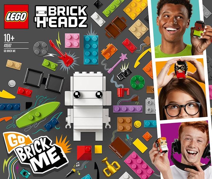 Lego BRICKHEADZ 41597 GO BRICK ME 748877900000 Bild Nr. 1