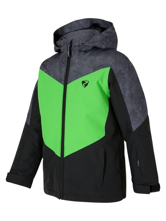 AVAN Veste de ski pour enfant Ziener 466949815260 Couleur vert Taille 152 Photo no. 1