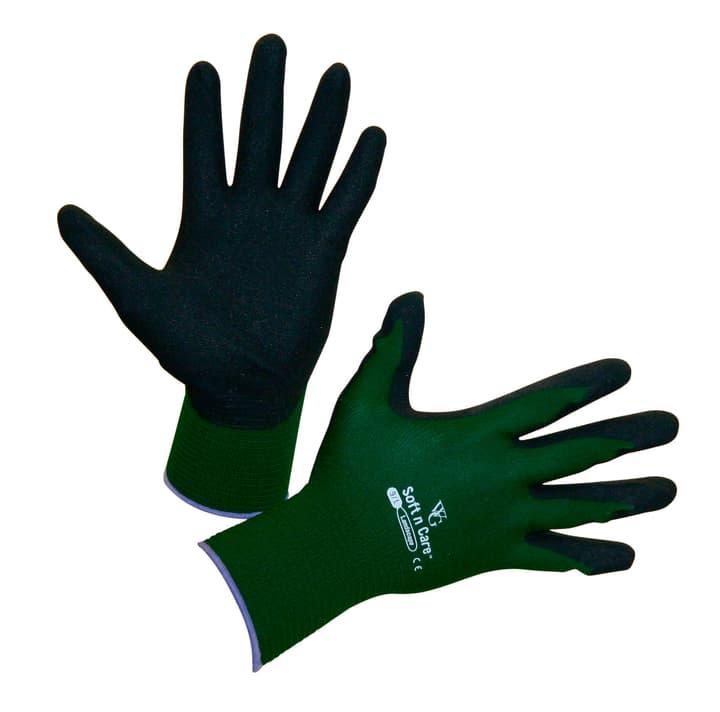 Gants de jardinage Soft'N'Care T. 7, vert 631279400000 Photo no. 1