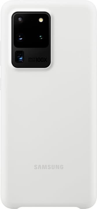 Silicone Cover white Coque Samsung 785300151171 Photo no. 1
