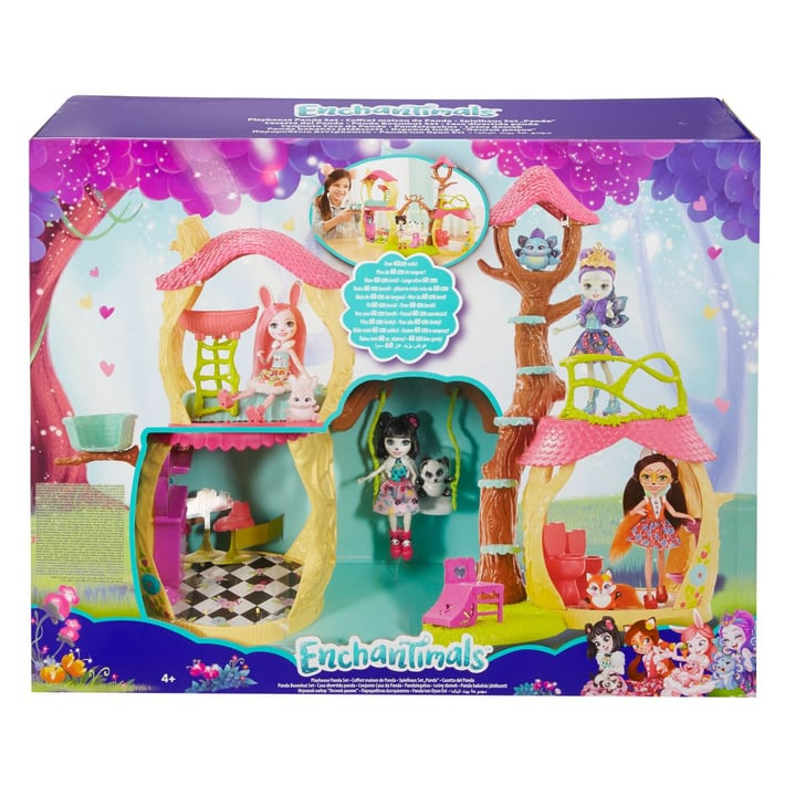 Enchantimals La Maison Enchantimals 746548700000
