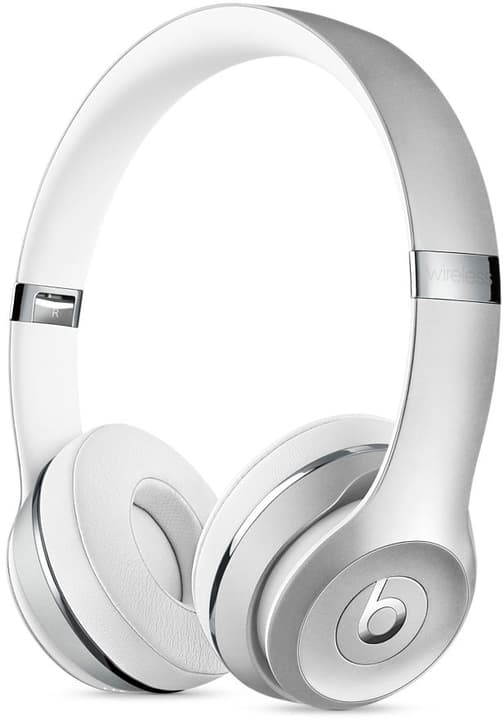 Beats Solo3 Wireless On-Ear casque argent Beats By Dr. Dre 785300130781 Photo no. 1