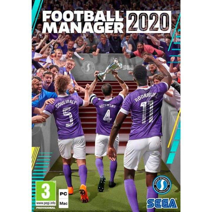 PC - Football Manager 2020 D Box 785300147612 Photo no. 1