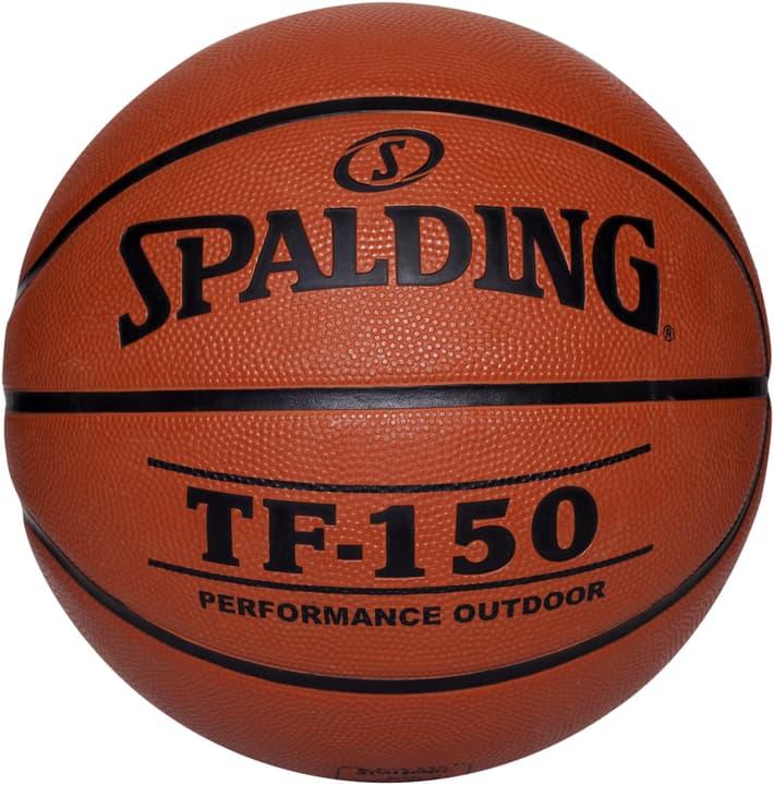TF-150 Pallone da pallacanestro Spalding 472277600670 Colore marrone Taglie 6 N. figura 1