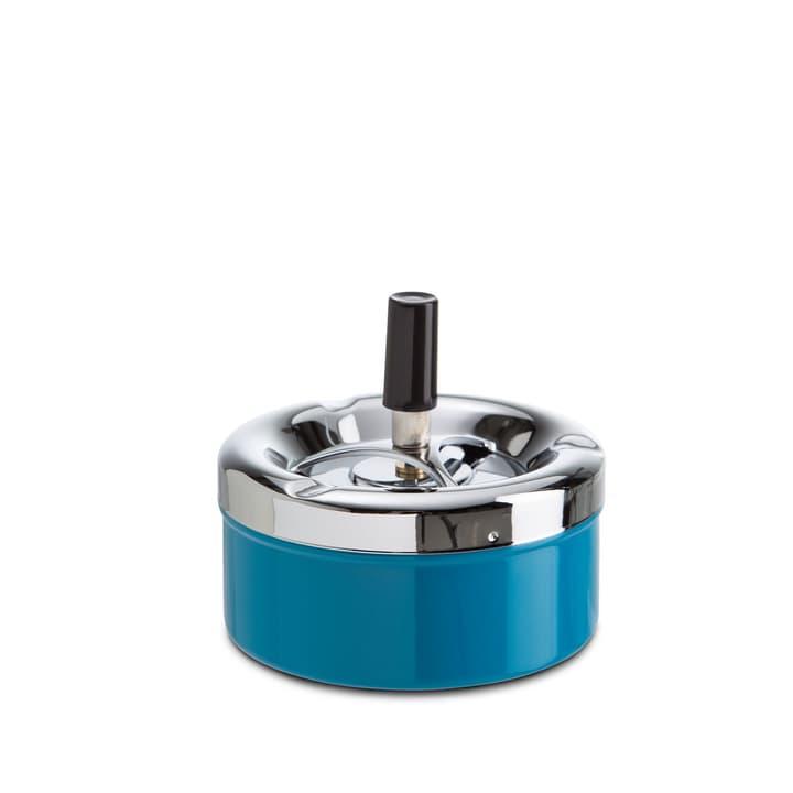 ASHTRAY Cendrier 393022400000 Dimensions L: 11.5 cm x P: 11.5 cm x H: 10.5 cm Couleur Bleu Photo no. 1