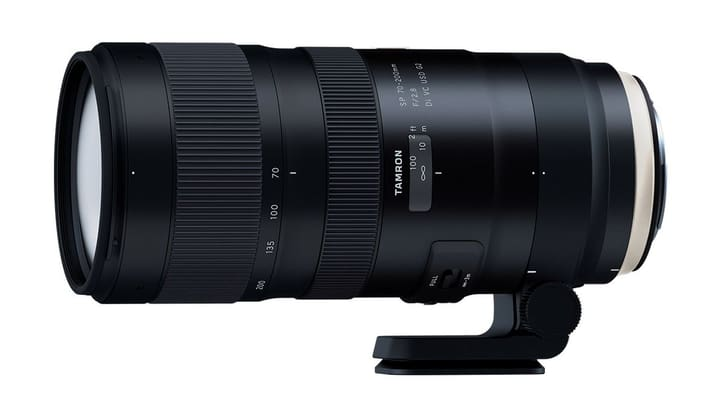 SP AF 70-200mm f / 2.8 Di VC USD G2 pour Canon IMPORT Objectif Tamron 785300123878 Photo no. 1