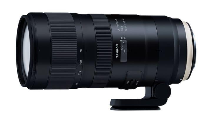 SP AF 70-200mm f / 2.8 Di VC USD G2 per Canon IMPORT Tamron 785300123878 N. figura 1